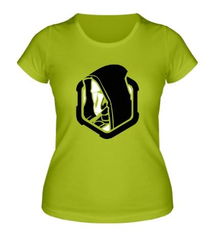 Женская футболка Overwatch: Reaper