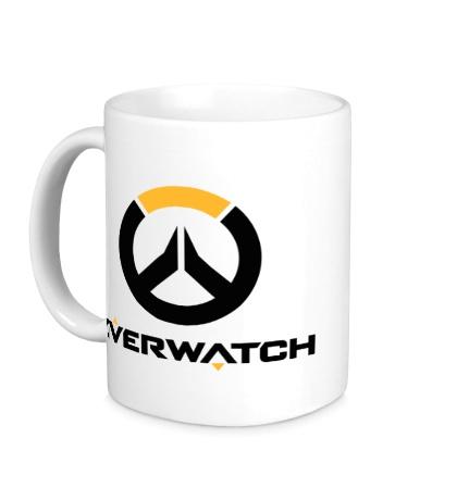 Керамическая кружка Overwatch