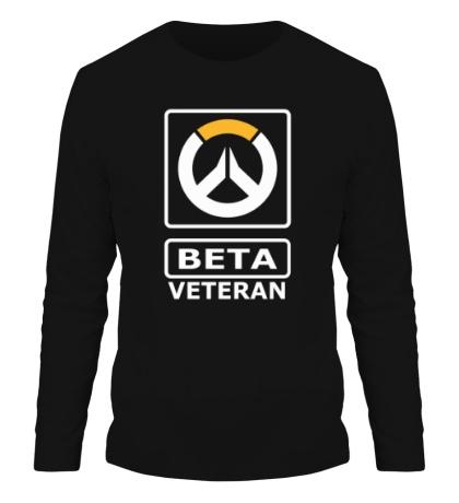 Мужской лонгслив Overwatch: Beta Veteran