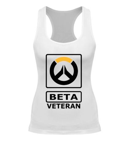 Женская борцовка Overwatch: Beta Veteran