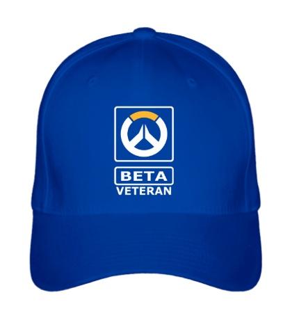 Бейсболка Overwatch: Beta Veteran