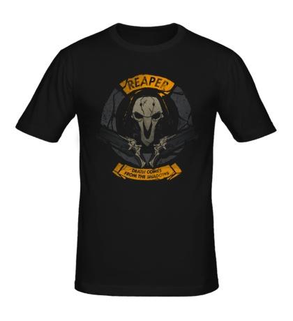 Мужская футболка From the Shadows