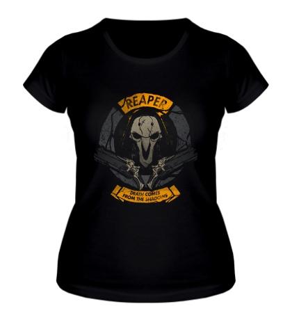 Женская футболка From the Shadows