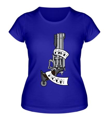 Женская футболка Its High Noon