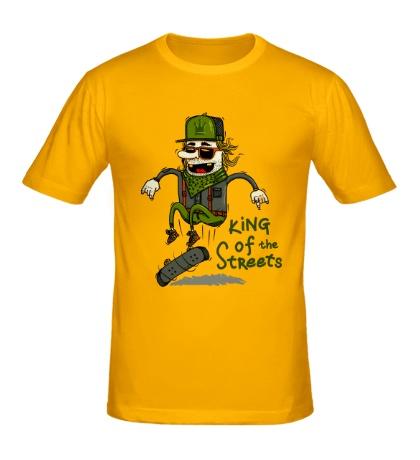 Мужская футболка King of the Streets