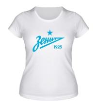 Женская футболка ФК Зенит 1925