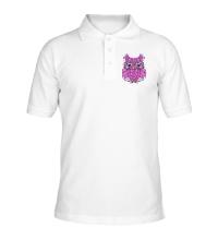 Рубашка поло Виноградная сова