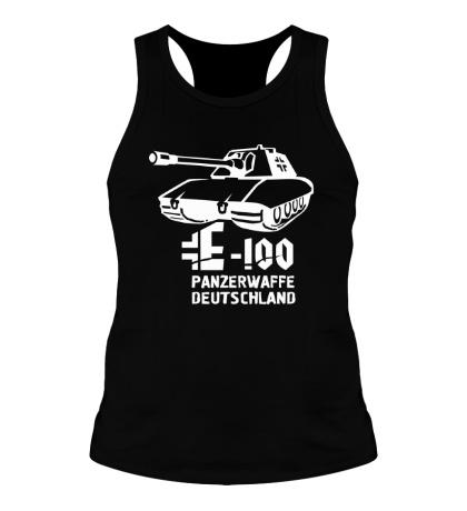 Мужская борцовка E-100 Panzerwaffe