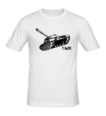 Мужская футболка Танк Т-62а