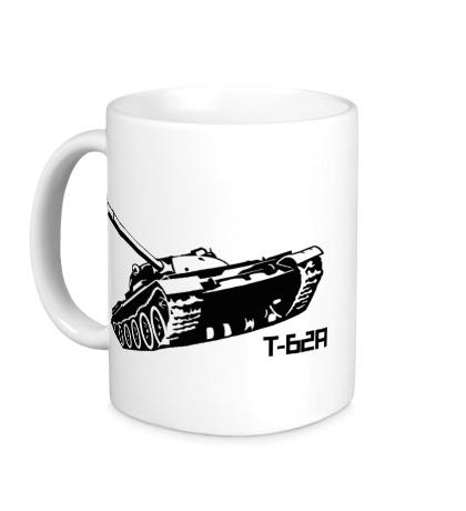 Керамическая кружка Танк Т-62а