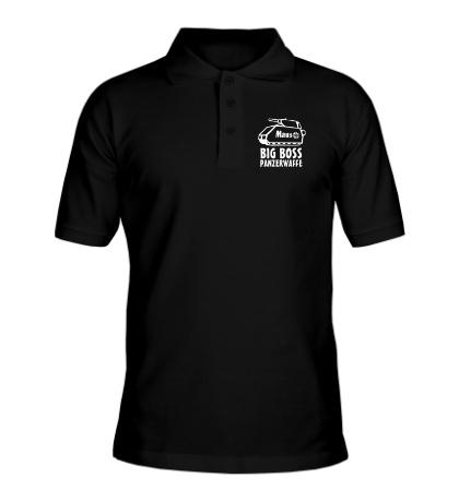 Рубашка поло Maus Big Boss
