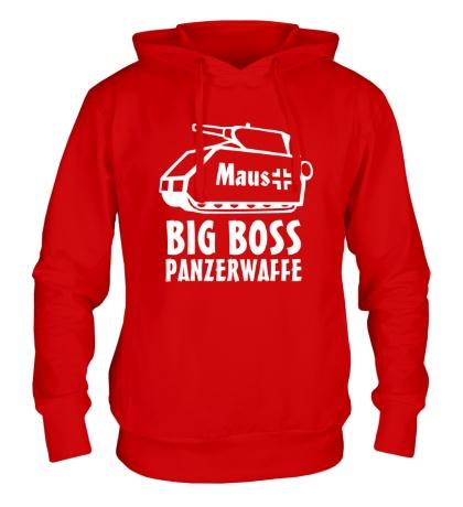Толстовка с капюшоном Maus Big Boss