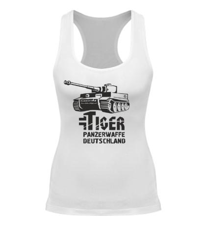 Женская борцовка Tiger Panzerwaffe