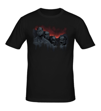 Мужская футболка Immortal Mountain