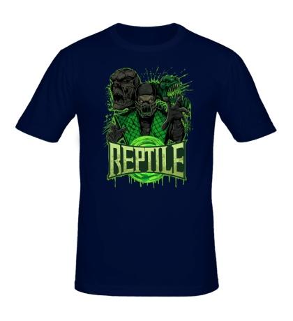 Мужская футболка Toxic Reptile
