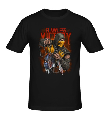Мужская футболка Scorpion Flawless Victory