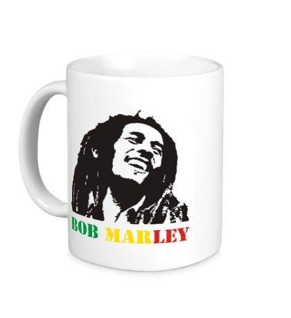 Керамическая кружка Bob Marley: Jamaica
