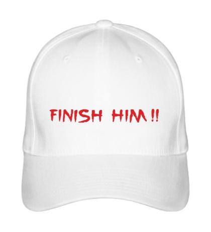 Бейсболка Finish Him