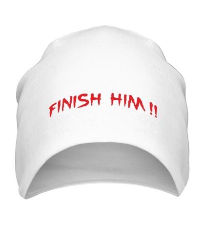 Шапка Finish Him
