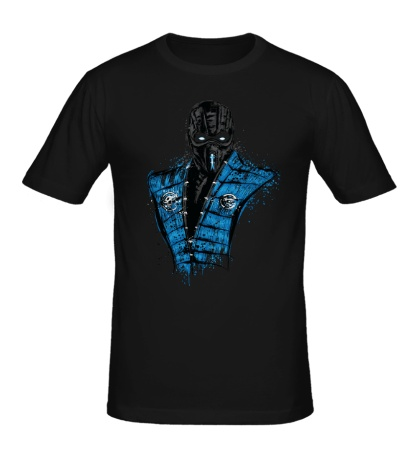 Мужская футболка Mortal Ice