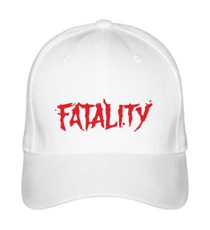 Бейсболка Fatality
