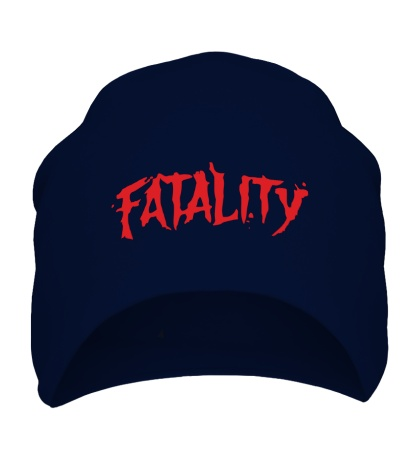 Шапка Fatality