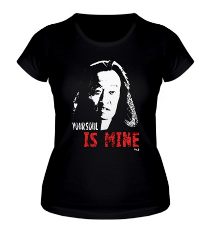 Женская футболка Shang Tsung
