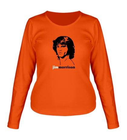 Женский лонгслив Jimm Morrison