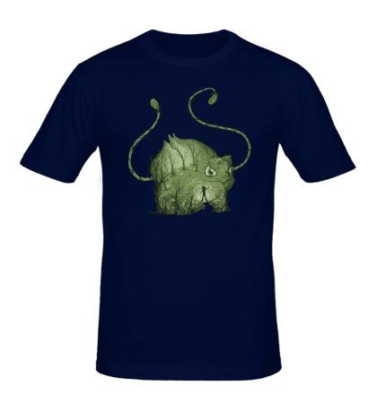 Мужская футболка Inside the Green