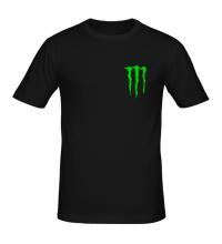 Мужская футболка Monster Energy Symbol