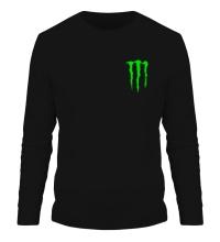 Мужской лонгслив Monster Energy Symbol