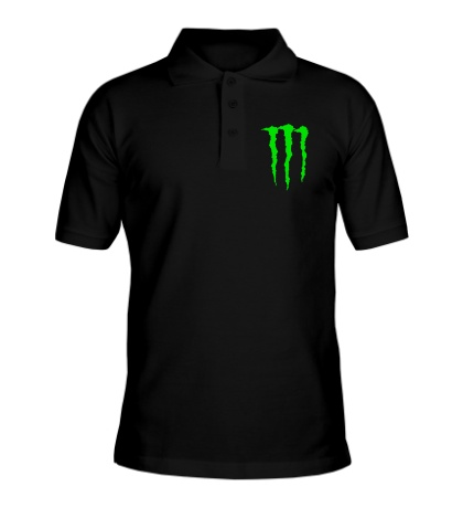 Рубашка поло Monster Energy Symbol