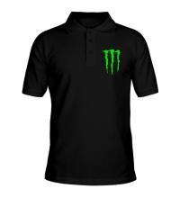 Рубашка поло Monster Energy Symbol