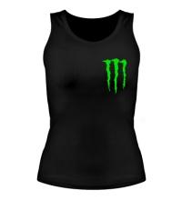Женская майка Monster Energy Symbol