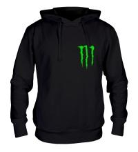 Толстовка с капюшоном Monster Energy Symbol
