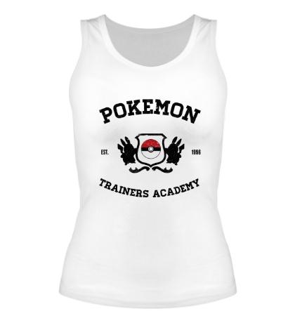 Женская майка Pokemon Trainers Academy