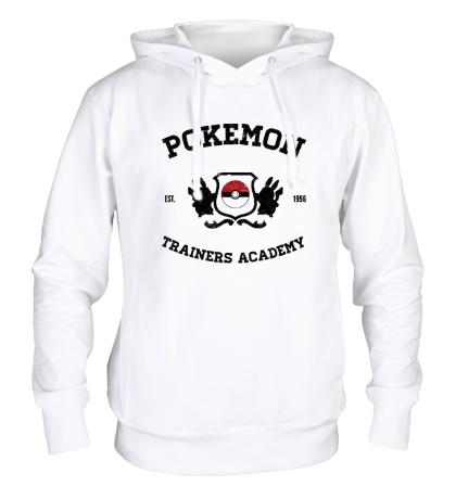 Толстовка с капюшоном Pokemon Trainers Academy