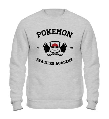 Свитшот Pokemon Trainers Academy