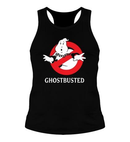 Мужская борцовка Ghostbusted