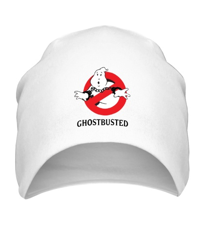 Шапка Ghostbusted