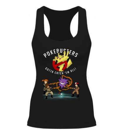 Женская борцовка Pokebusters