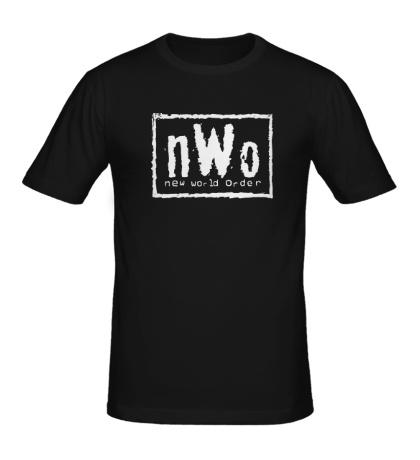 Мужская футболка New world order