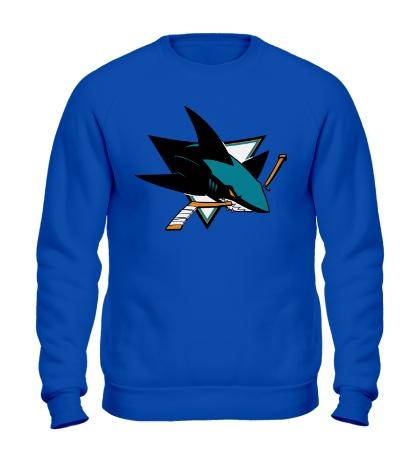 Свитшот San Jose Sharks