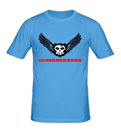Мужская футболка Dark side of Drum&Bass