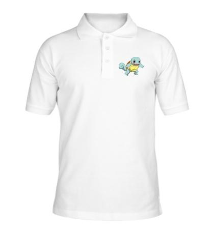 Рубашка поло Покемон Сквиртл
