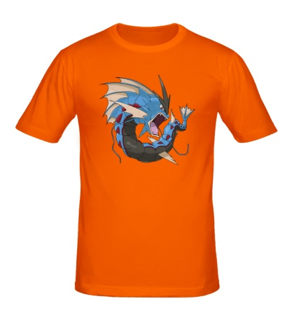 Мужская футболка Покемон Гаярдос