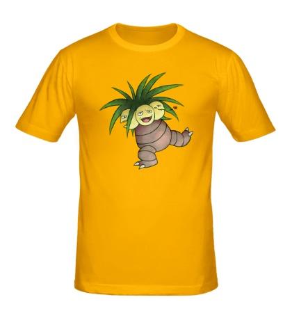 Мужская футболка Покемон Экзеггутор