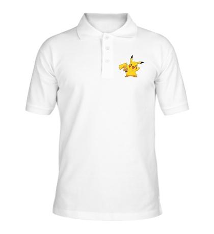 Рубашка поло Покемон Пикачу