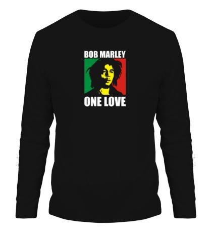 Мужской лонгслив Bob Marley: One Love