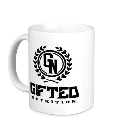 Керамическая кружка Gifted Nutrition